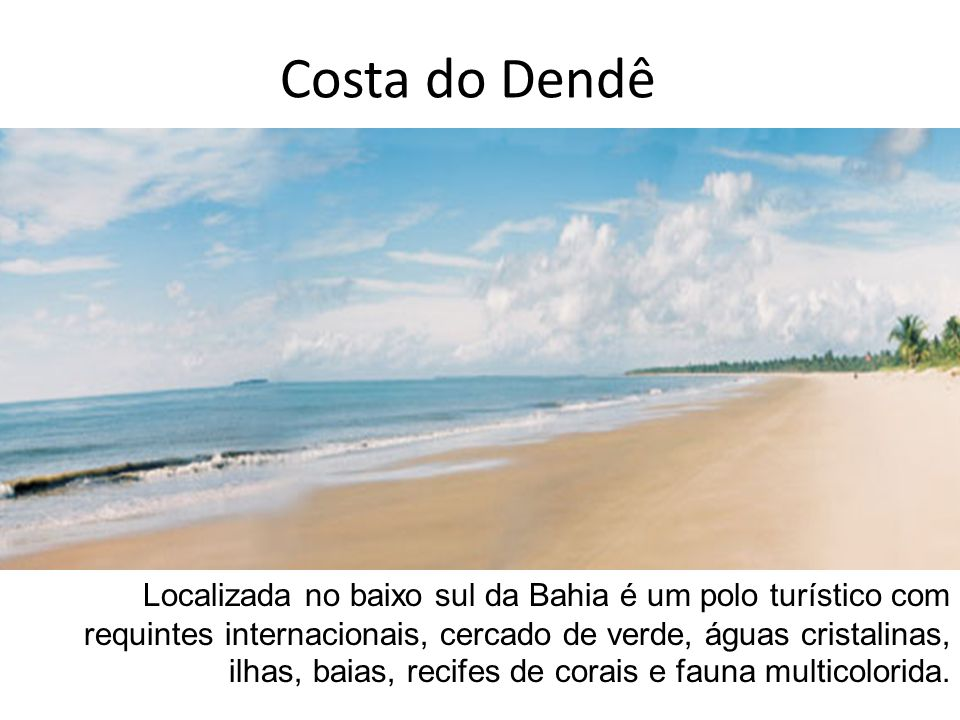 Costa do Dendê