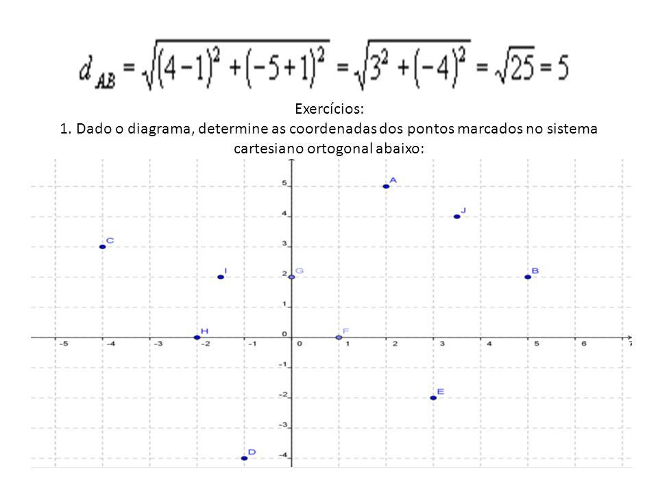 Geometria analtica ppt carregar 10 exerccios 1 ccuart Images