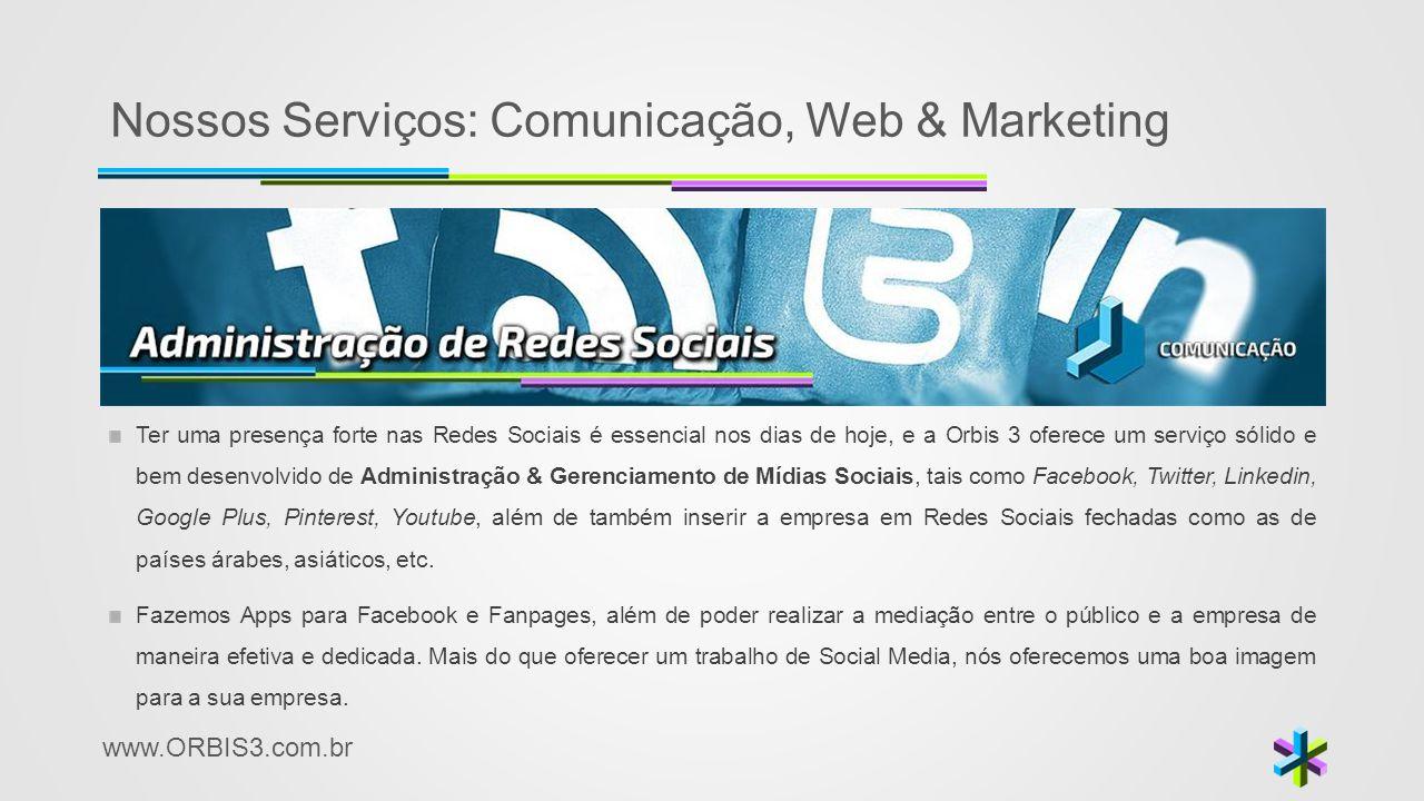 2511c783f4 ... sua empresa. Nossos Serviços  Comunicação