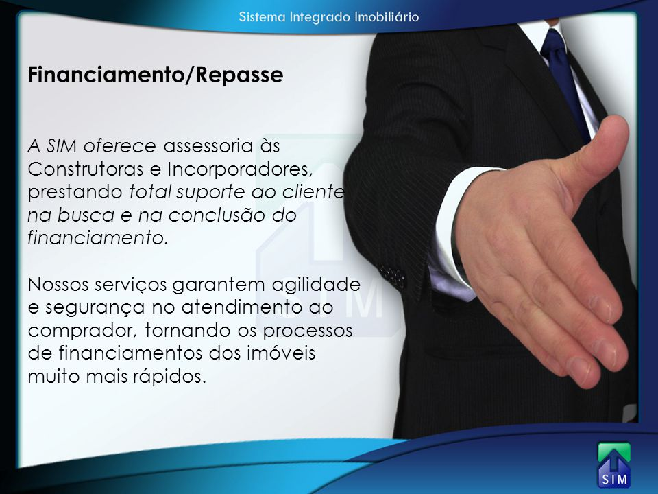 Financiamento/Repasse