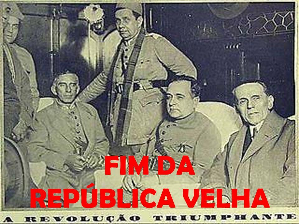 FIM DA REPÚBLICA VELHA. - ppt carregar