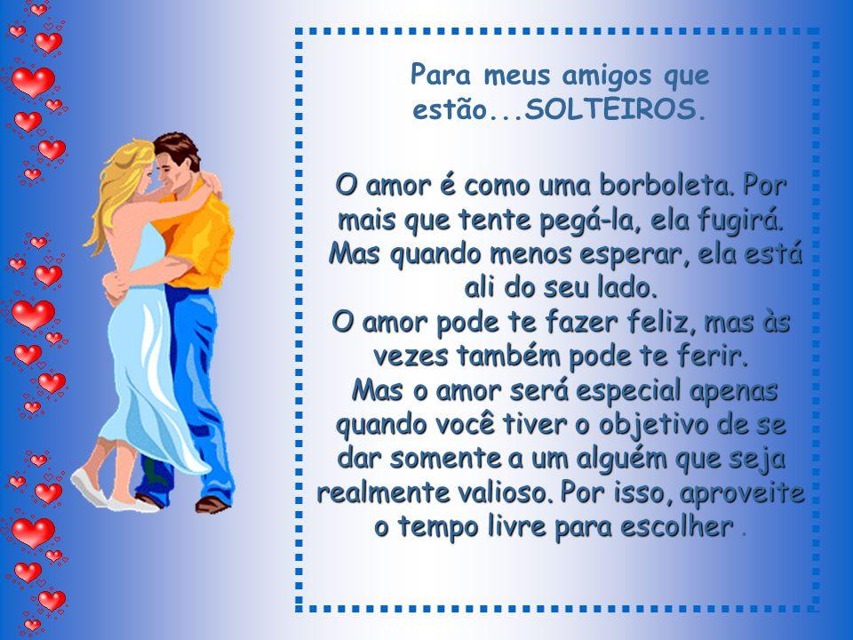 O Amor Só é Lindo Quando Encontramos Alguém Que Nos: Ah! O Amor... Mario Quintana.