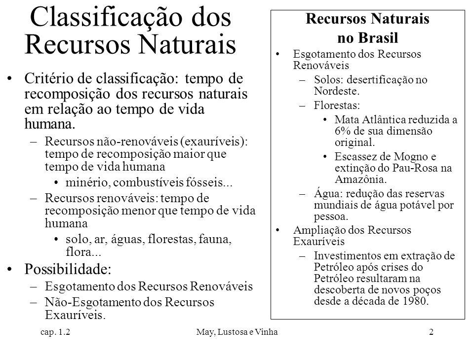 c1cfef15670 Os Recursos Naturais na Teoria Econômica - ppt carregar