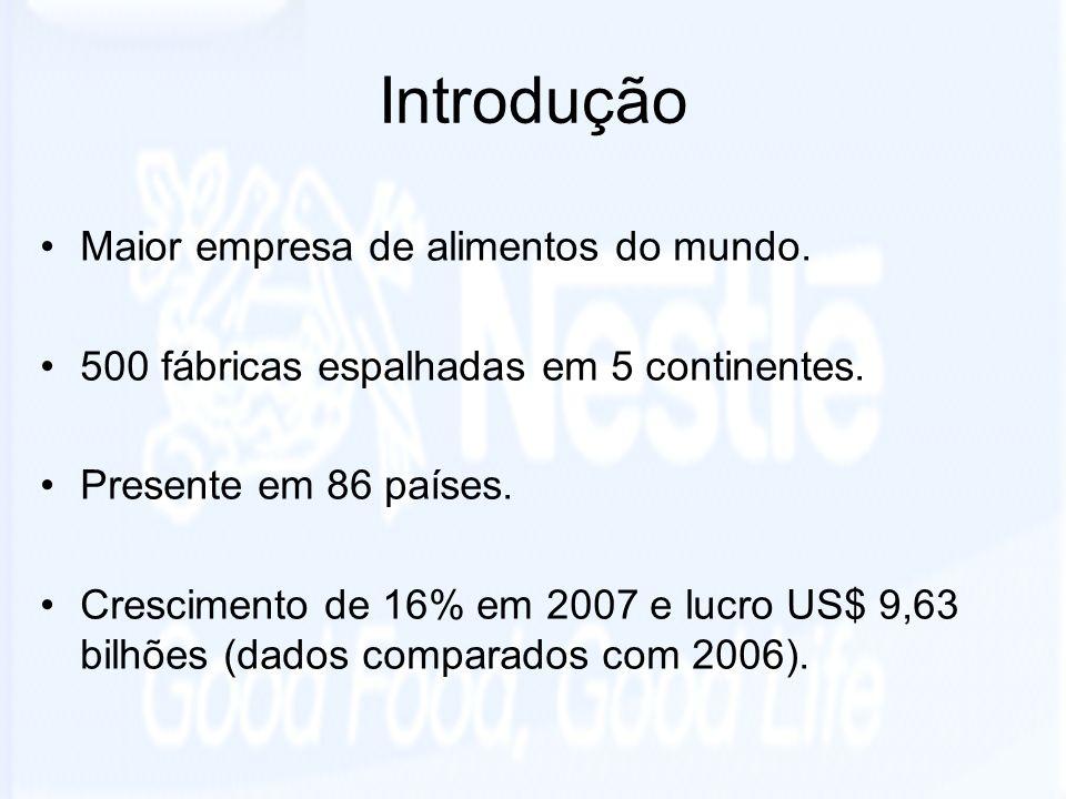 1855d106f Gestão mais ágil e produto popular são armas da Nestlé para crescer ...