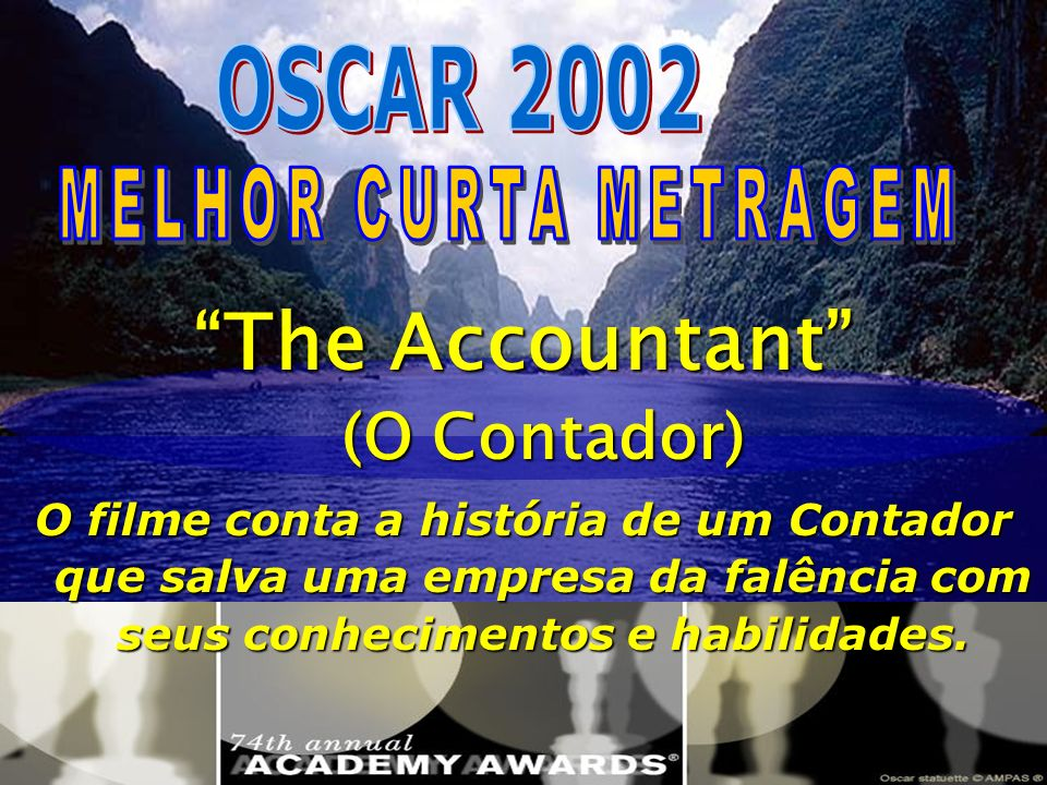 The Accountant (O Contador)
