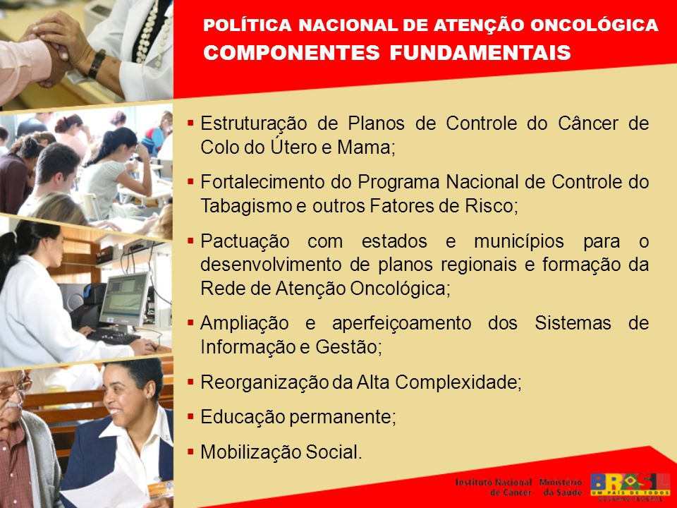 COMPONENTES FUNDAMENTAIS