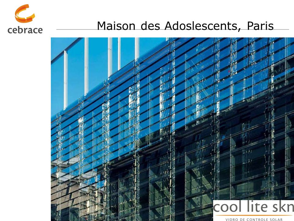 Maison des Adoslescents, Paris