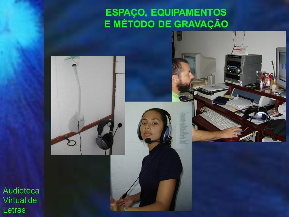 Audioteca Virtual de Letras