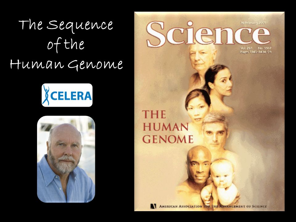 The Sequence of the Human Genome
