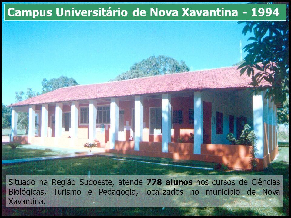 Criada em 1978 como Instituto de Ensino Superior de Cáceres