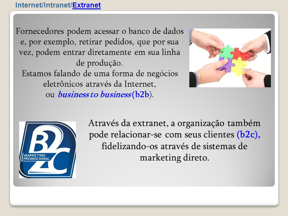 ou business to business (b2b).