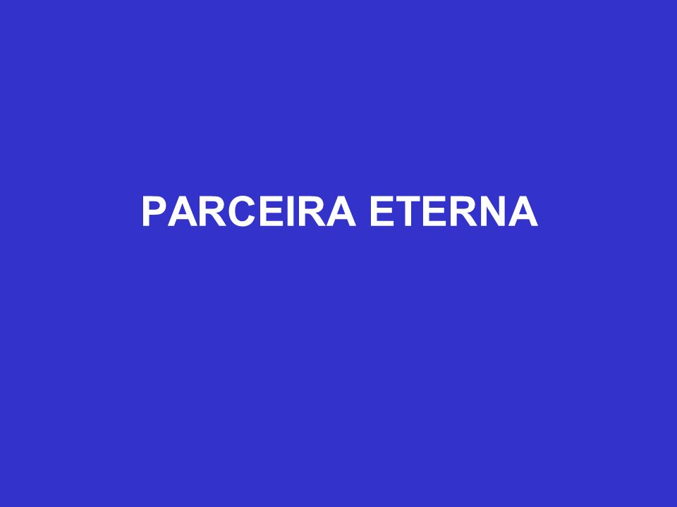 PARCEIRA ETERNA
