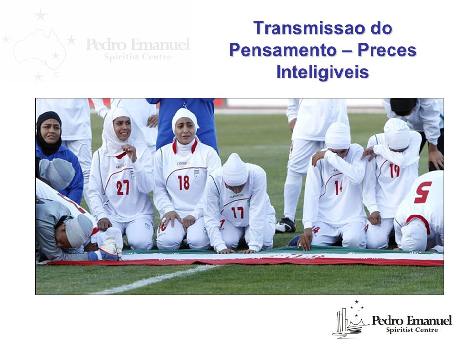 Transmissao do Pensamento – Preces Inteligiveis