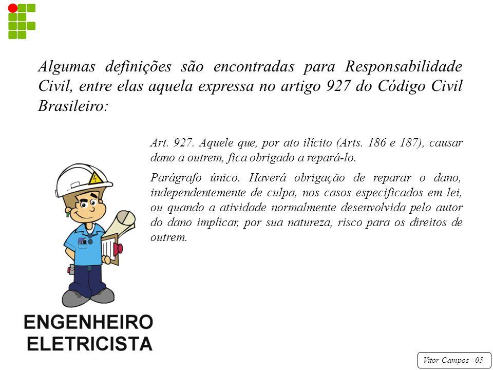 responsabilidade civil do engenheiro eletricista ppt carregar