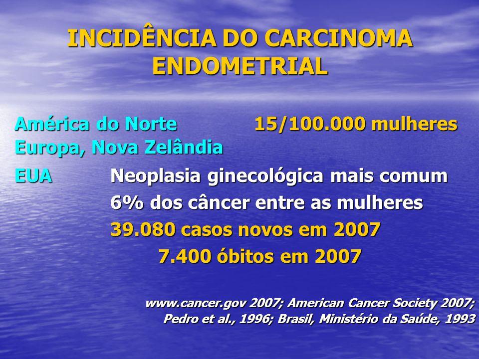 Cancer endometrial mas frecuente