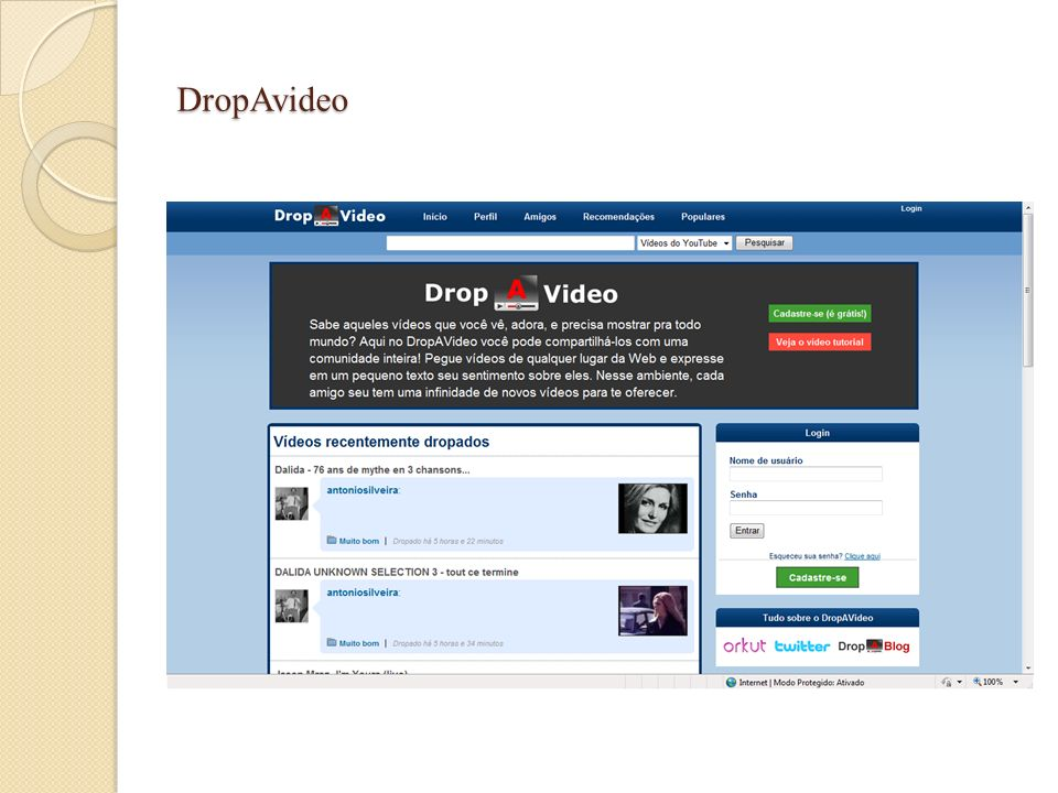 DropAvideo
