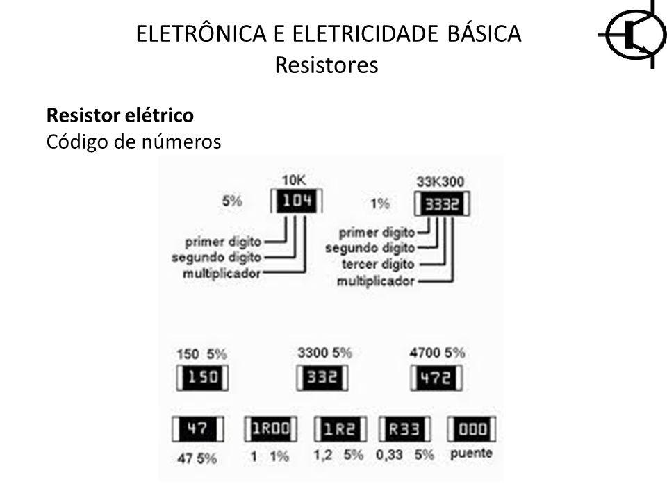 44e6de580fd ELETRÔNICA E ELETRICIDADE BÁSICA Resistores - ppt carregar