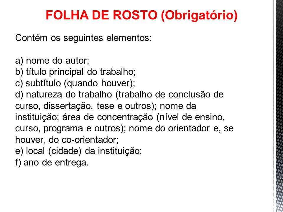 2d0d91c6f8 MANUAL DE ELABORAÇÃO DE TRABALHO ACADÊMICO CIENTÍFICO - ppt carregar