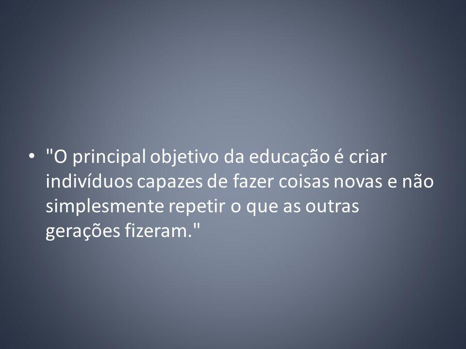 3e0e1406626 Jean Piaget  grande contribuição para a pedagogia - ppt carregar