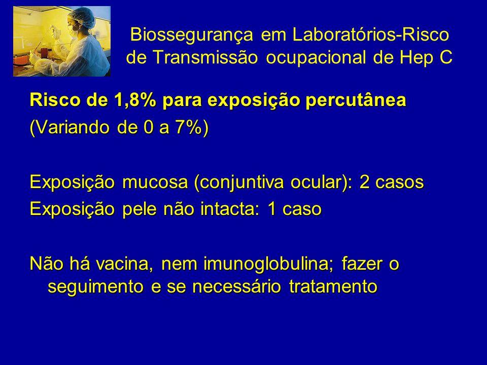 48dca008ea303 Biossegurança em Laboratórios Biomédicos e de Microbiologia - ppt ...