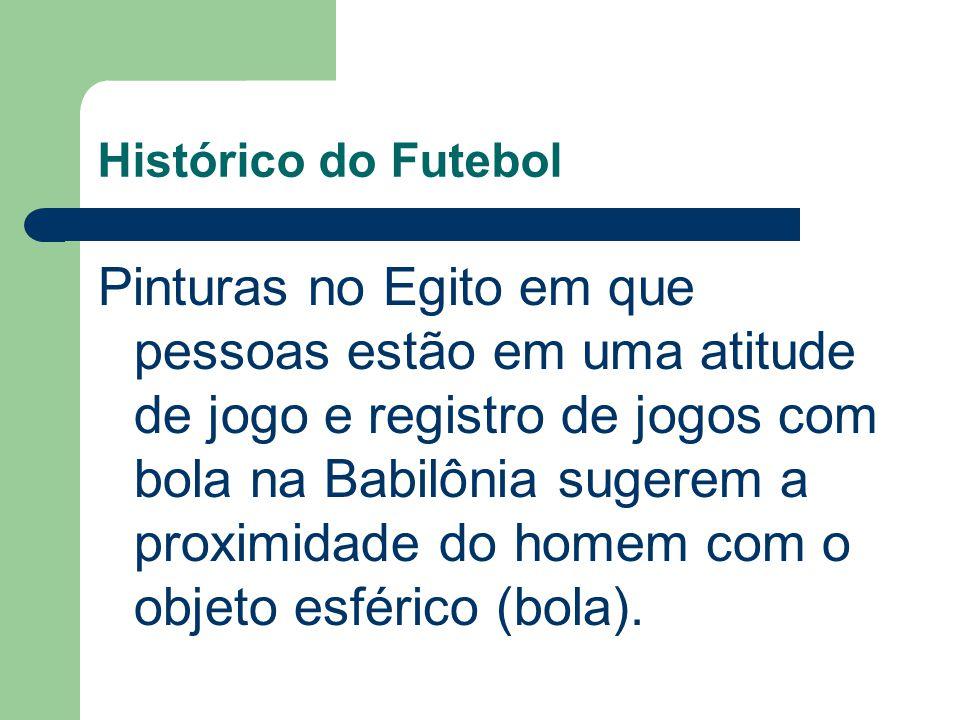 Futebol Histórico do esporte. - ppt carregar cbd9368170bbc