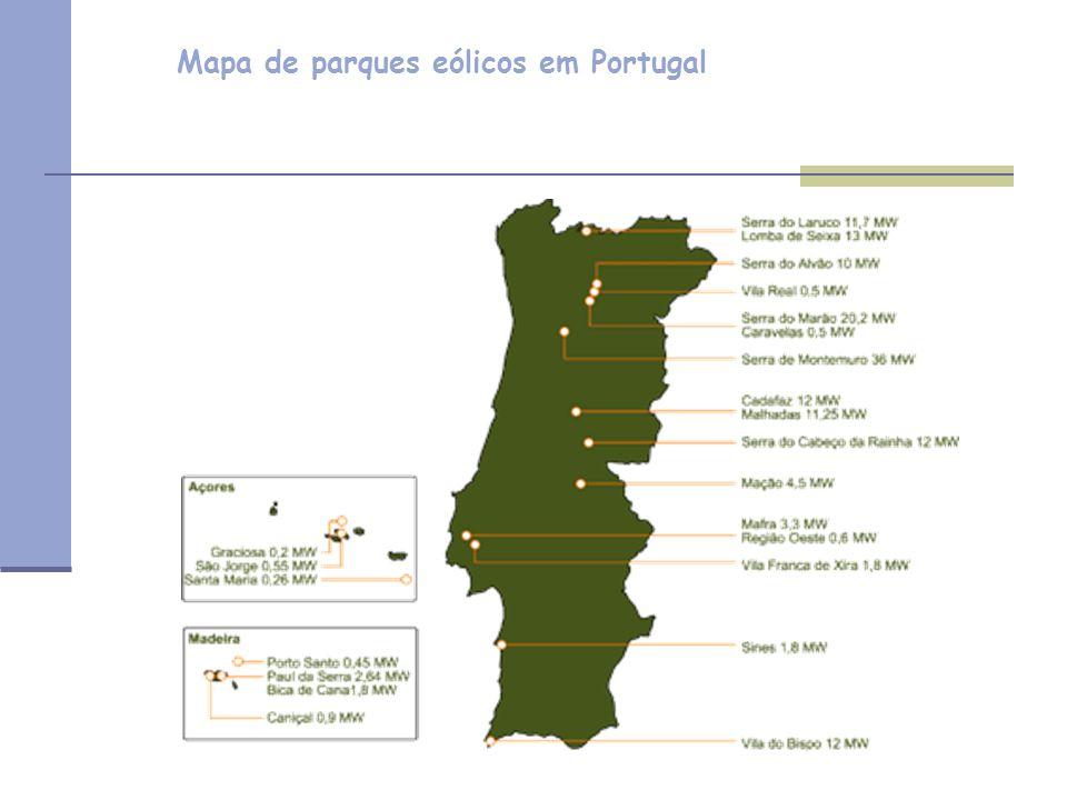 mapa de parques eólicos em portugal ENERGIAS RENOVÁVEIS A energia renovável é uma fonte de energia  mapa de parques eólicos em portugal