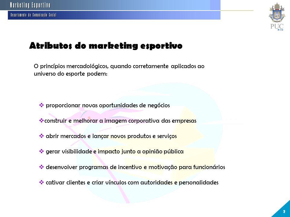 9 Departamento de Comunicação Social Marketing Esportivo Departamento de  Comunicação Social ... fc14863a6851b