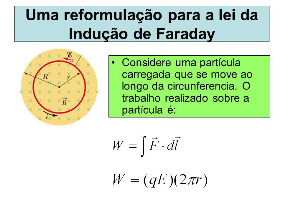 ea0b31edaa1 Uma reformulação para a lei da Indução de Faraday