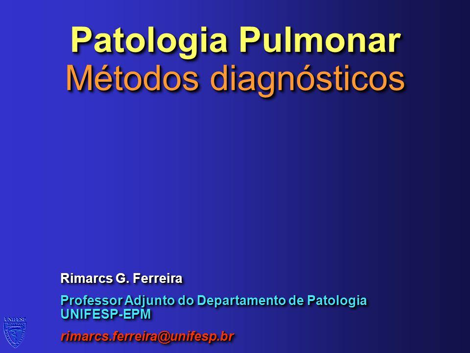 Patologías pulmonares.