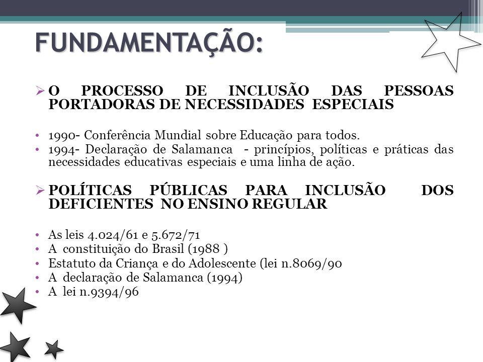 Salamanca educação especial
