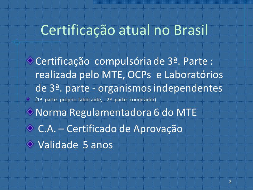 76670a196e3c3 CERTIFICAÇÃO DE EPIs. - ppt carregar