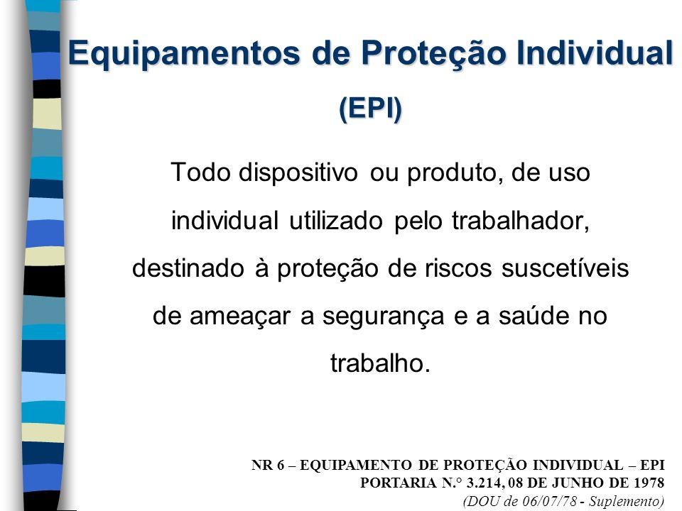f9ee90442c261 Equipamento de Proteção Individual (EPI) NR ppt carregar