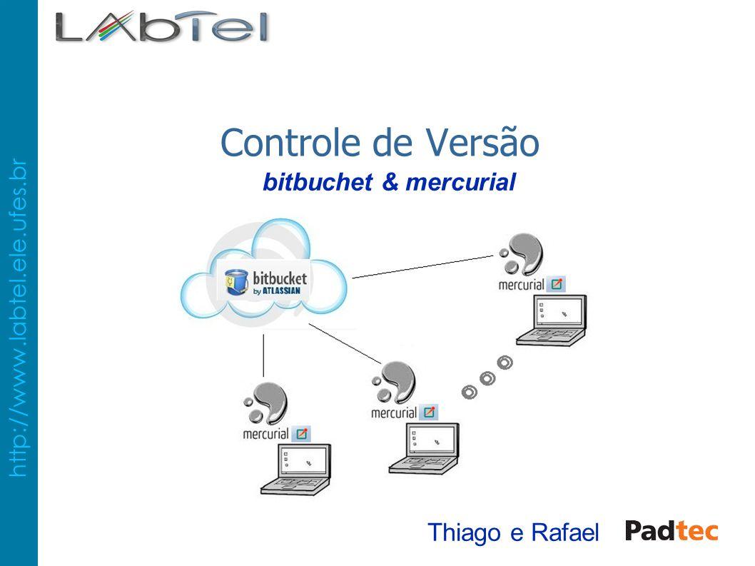 Controle de Versão bitbuchet   mercurial Thiago e Rafael. - ppt carregar 0b52630c9391b