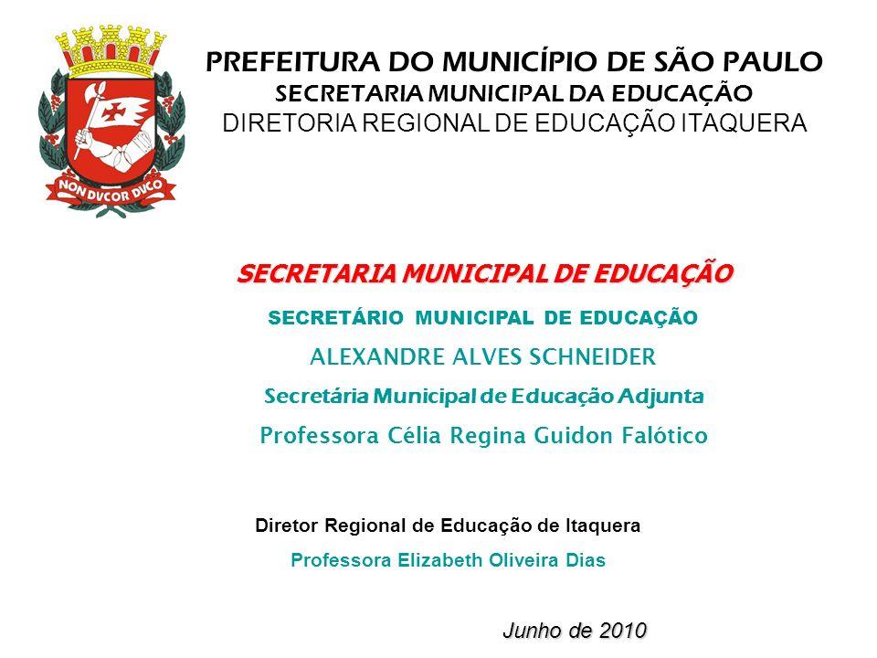 Secretario de educação de sp