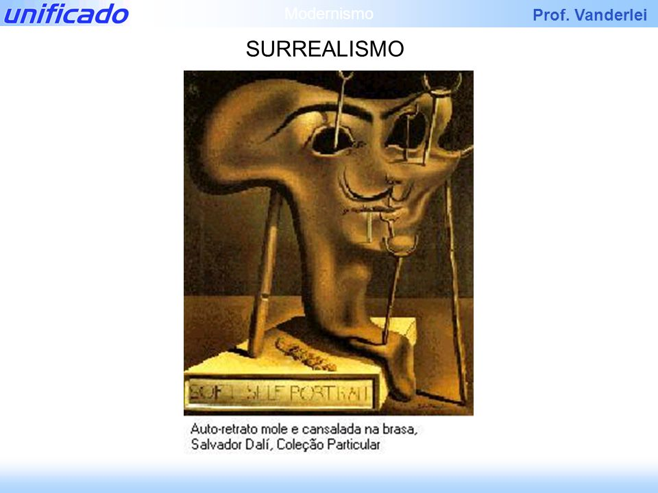 Modernismo SURREALISMO