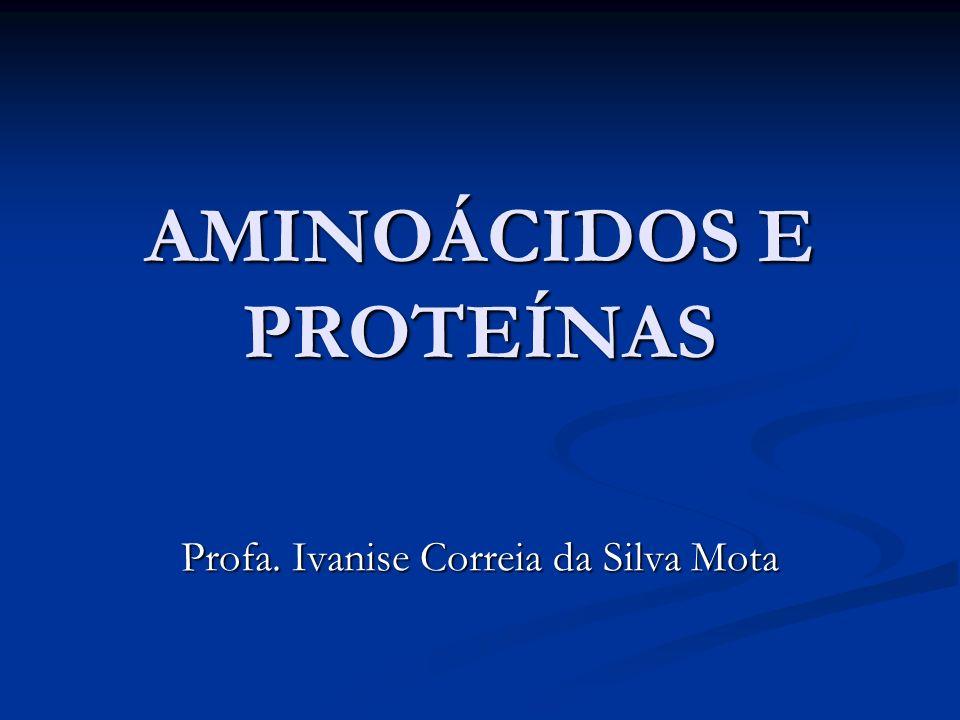 2010f939d AMINOÁCIDOS E PROTEÍNAS - ppt carregar