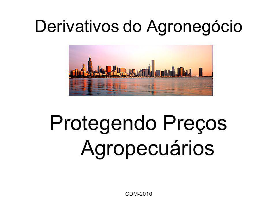 Derivativos do Agronegócio