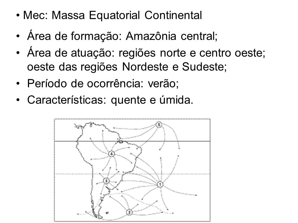Mec: Massa Equatorial Continental