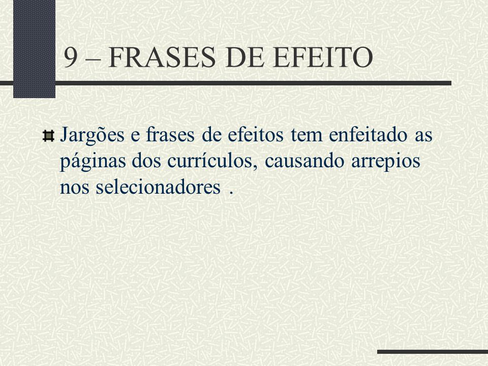 Currículo Prof º Elcio Henrique Ppt Carregar