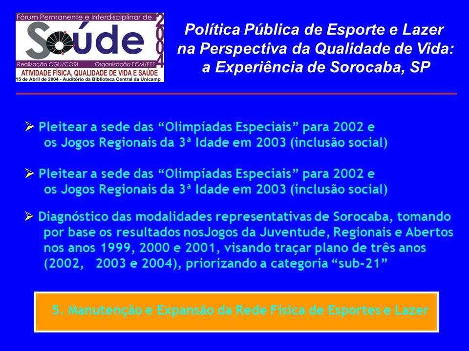Política Pública de Esporte e Lazer - ppt carregar 05ab6aea10863