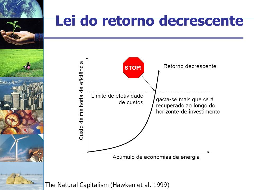 Lei do retorno decrescente