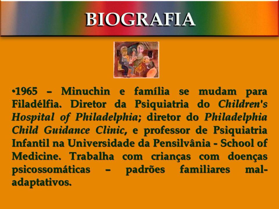 Salvador Minuchin Abordagem Da Terapia Familiar Estrutural