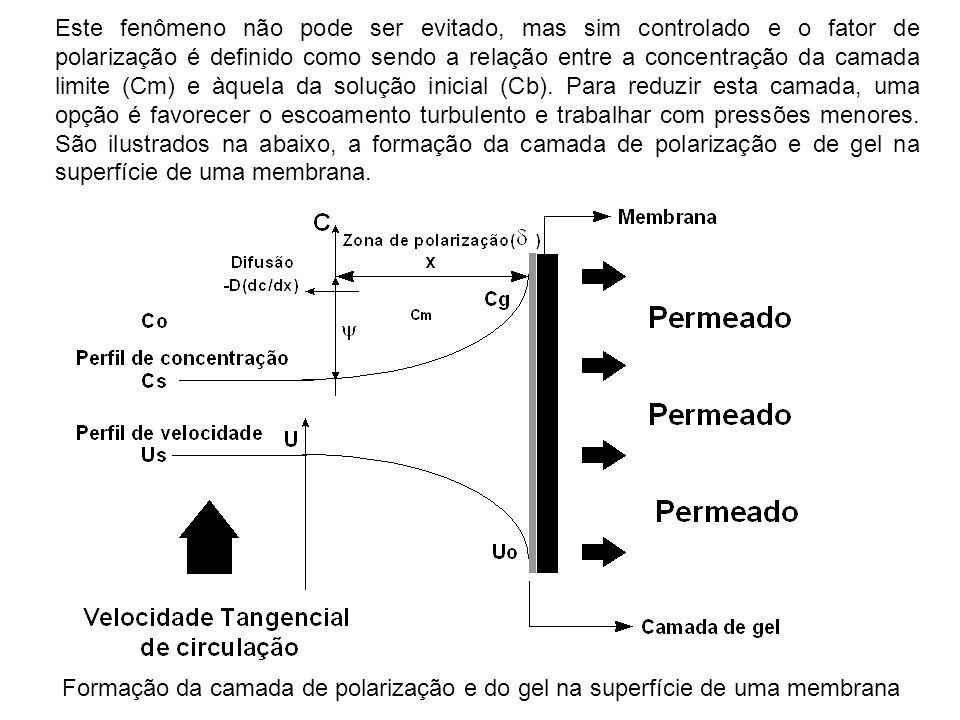 Este fenômeno não pode ser evitado, mas sim controlado e o fator de  polarização é e8622a3546