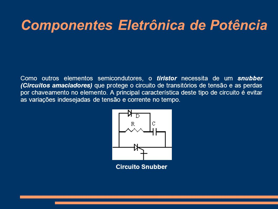 Circuito Eletronica : Parte 2 u2013 eletrônica de potência ppt carregar