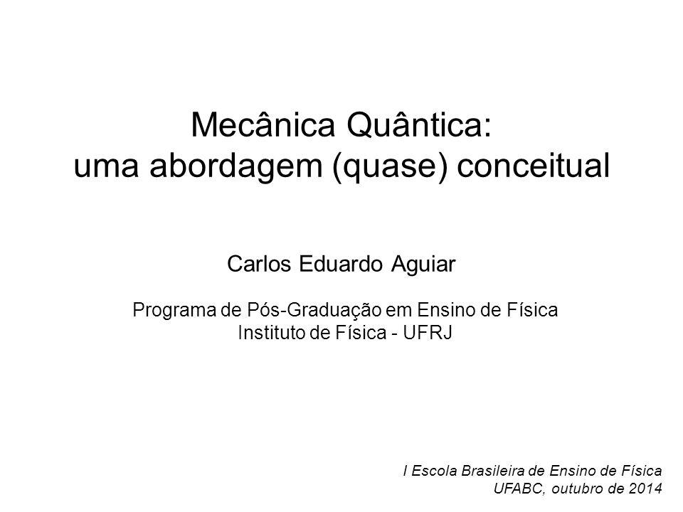Fisica quantica ufabc
