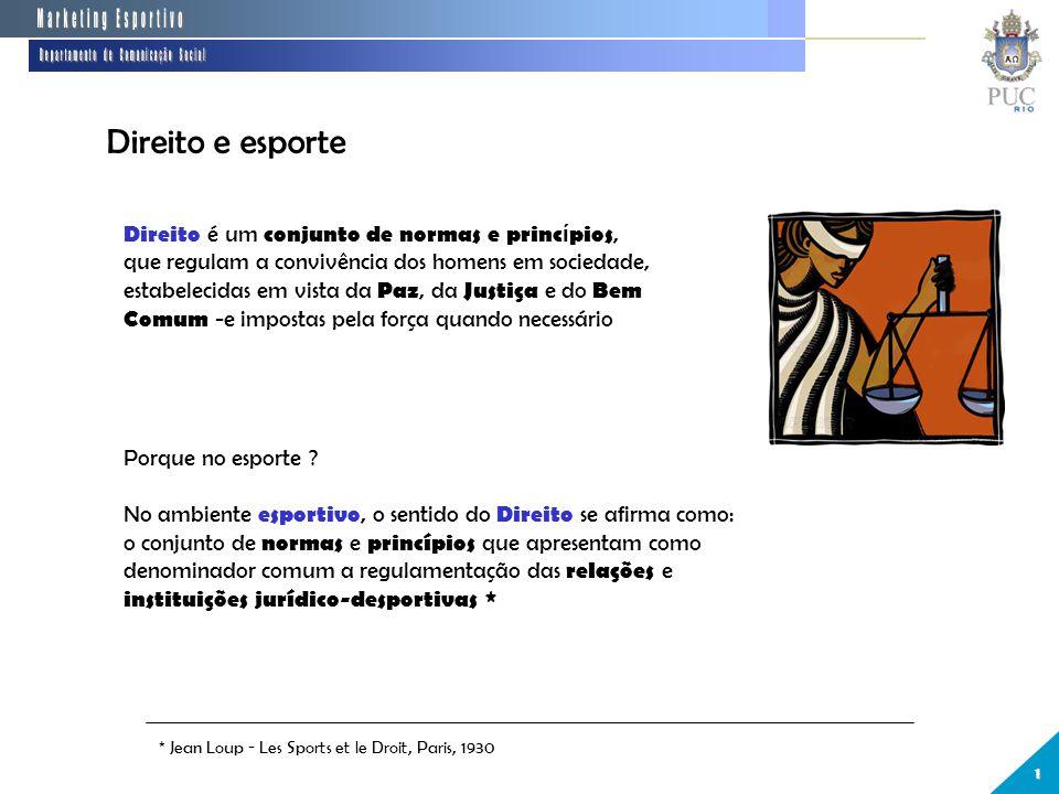 Marketing Esportivo Módulo 5 - Aula 2 Aspectos juridicos - ppt carregar 8f72388a2b16f