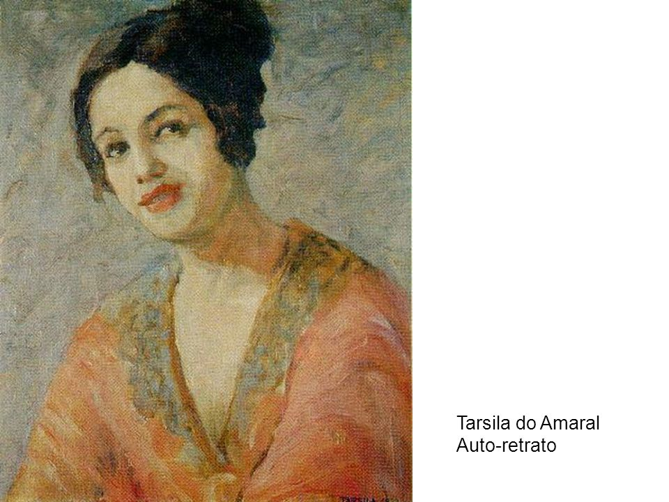 Tarsila do Amaral Auto-retrato