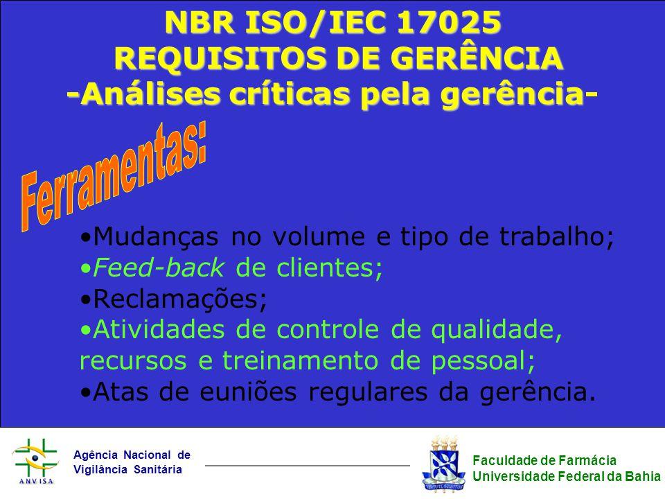 NBR ISO IEC REQUISITOS DE GERÊNCIA -Análises críticas pela gerência- f55a016d846