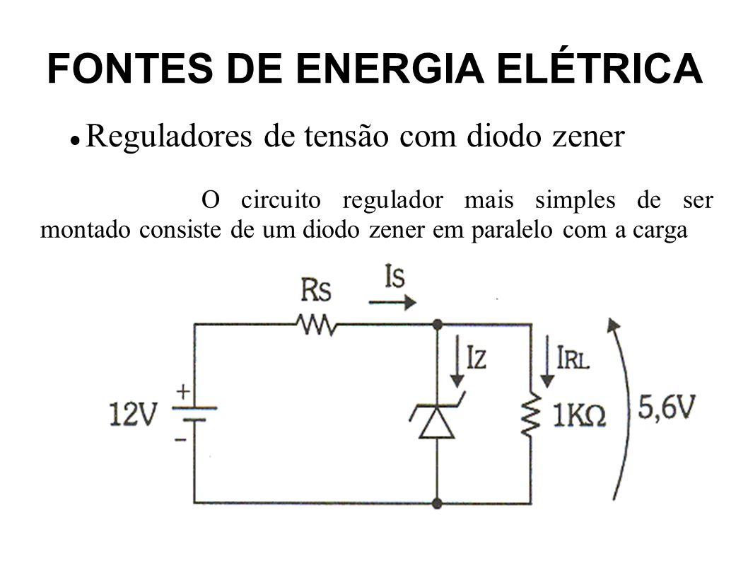 Circuito Zener : Fontes de energia elÉtrica ppt video online carregar