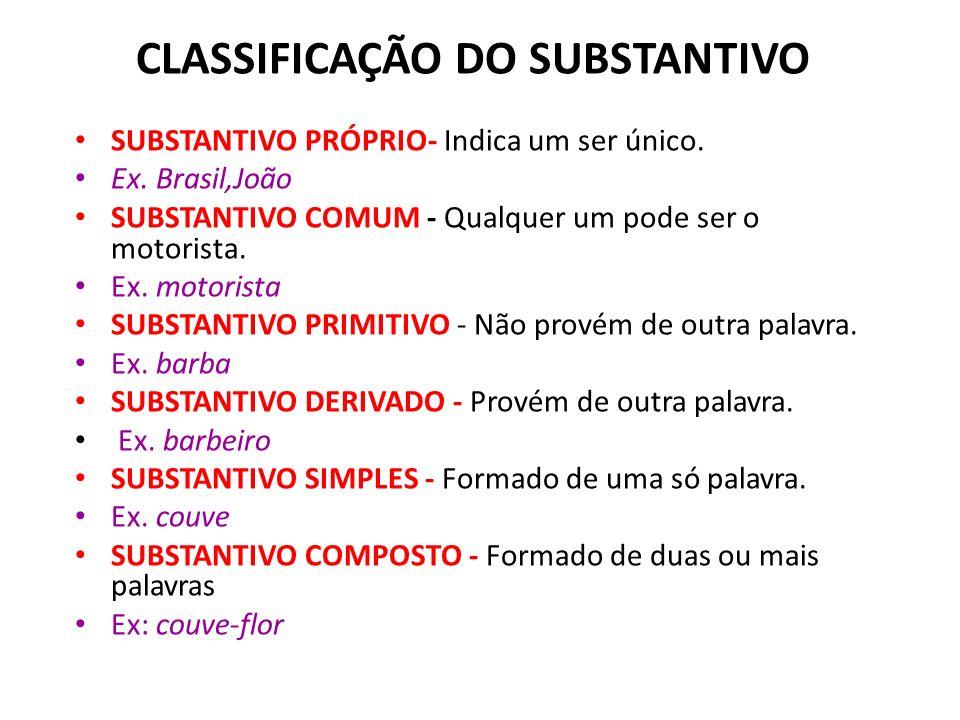 1827e1108 CLASSES DE PALAVRAS. - ppt carregar